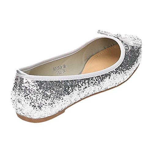 Jumex , chaussons d'intérieur femme Silber