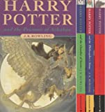 Harry Potter, Engl. ed., 3 Vols.