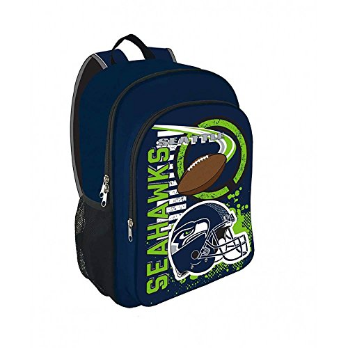 Northwest Offizielles Lizenzprodukt Minnesota Vikings NFL Accelerator Kinder-Rucksack Company, Unisex, C11NFL/6C041/0022/AMZ, andere, Einheitsgröße -