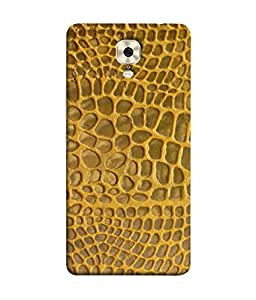 PrintVisa Designer Back Case Cover for Gionee M6 (Beautiful Pattern Made by nature Skin design)