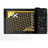 3 x atFoliX Protecteur d'écran Sony DSC-HX90 Film Protection d'écran - FX-Antireflex anti-reflet