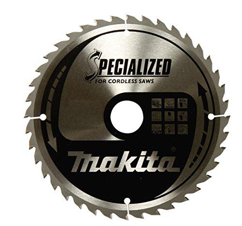 Makita B-33635 Specialized Sägeblatt 136x20mm, 36 Zähne