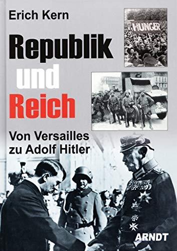 Über Das Speichern Gesicht (Von Versailles zu Adolf Hitler Der schreckliche Friede)