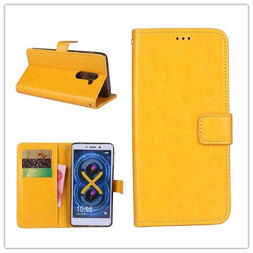 Funda® Flip Brieftasche Hülle für Oukitel K8000(Muster 5)