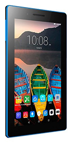 "Lenovo Tab3-710F - Tablet de 7"" (0.3 MP/2MP, 1 GB RAM, 8 GB, Android), color negro"