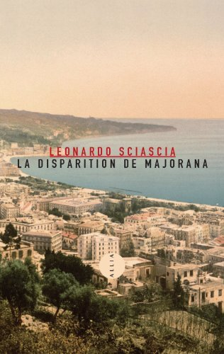 La Disparition De Majorana [Pdf/ePub] eBook