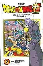 Dragon Ball Super - Tome 02 de Akira Toriyama