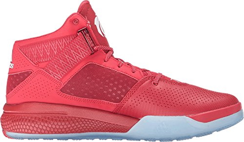 adidas Men's D Rose 773 IV Basketball Shoes (Black/Onix/Light Onix - Size 12.5) Scarlet-black-white