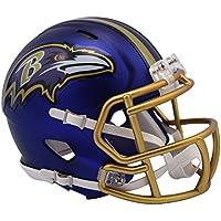 Riddell NFL BALTIMORE RAVENS Blaze Alternate Speed Mini Helmet
