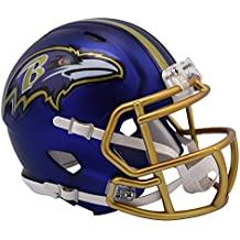 Riddell NFL BALTIMORE RAVENS Blaze Alternate Speed Mini Helmet