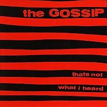 That'S Not What I Heard [Vinyl LP]