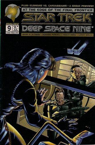 Star Trek: Deep Space Nine (Malibu) # 9