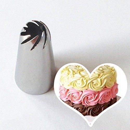 Hemore Spritztülle für Spritztülle für Fondant/Kuchen