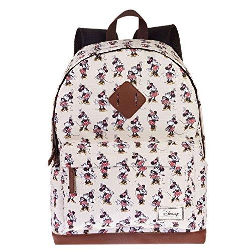 Classic Minnie–33555–Rucksack Free (Cartoons Disney Erwachsene)