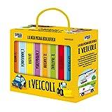 Scarica Libro I veicoli La mia prima biblioteca Ediz a colori (PDF,EPUB,MOBI) Online Italiano Gratis