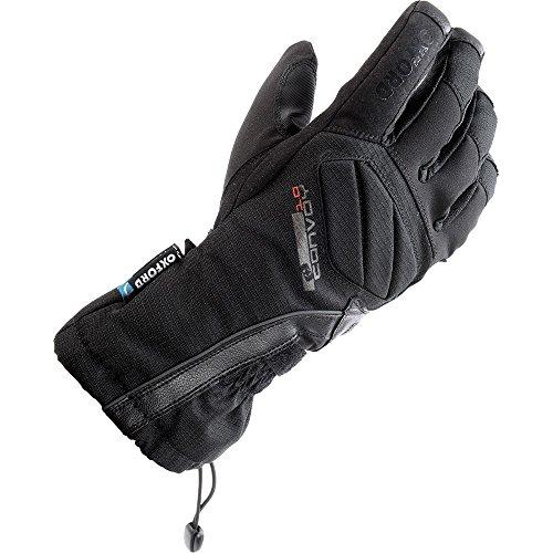 Preisvergleich Produktbild Oxford Convoy Thermo Motorrad Handschuhe wasserdicht–schwarz