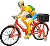 #6: Street Bicycle Battery Operated Musical Cycle Toy for Kids