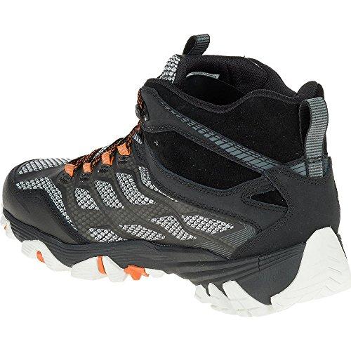 Merrell Moab FST Mid Gore-Tex Chaussure De Marche - AW16 Noir