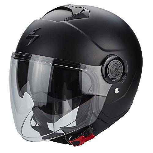 Scorpion Casco moto EXO-CITY Opaco Nero XXXL
