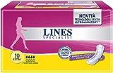 Lines Specialist Assorbenti per Urina, Extra - 10 Pezzi immagine