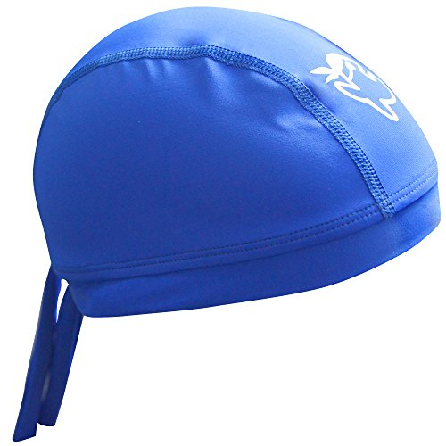 iQ-Company Kinder UV Mütze 300 Cap Kiddys, Deep-Blue, 51 cm