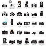 Pop chart lAB-posterdruck a visual compendium for caméras