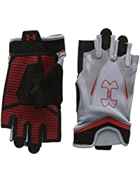 Under Armour Men's Flux Gloves-Steel, Small