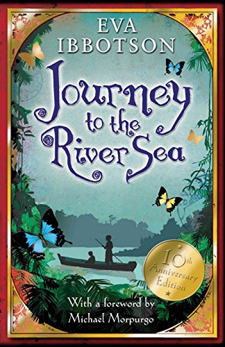 Journey to the River Sea par Eva Ibbotson