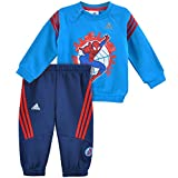 adidas Spiderman Crew Trainingsanzug Kleinkinder 74