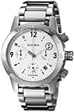 Electric Men's EW0020010002 FW02 Stainless Steel Band Analog Display Japanese Quartz Silver Watch