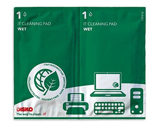 Disko IT-Reinigungstücher, 1er Pack (1 x 150 Stück)