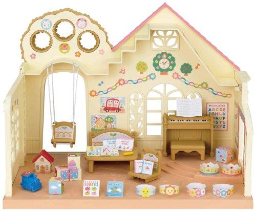 Sylvanian Families Forest Nursery Mini muñecas y Accesorios, (Epoch 5