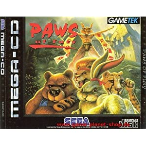 Paws of Fury (Sega Mega CD) – PAL