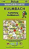 Kulmbach: Kupferberg - Stadtsteinach (Fritsch Wanderkarten 1:35000) -