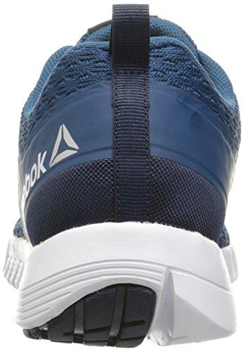 Reebok Zquick Lite Maschenweite Laufschuh Blue/Navy/White
