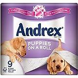 Chiots Andrex Sur Un Rouleaux De Papier Rouleau De Toilette - 210 Feuilles Par Rouleau (9)