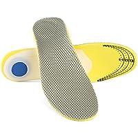uxcell Unisex Orthetisch Sports Arch Unterstützung Free Cut Einlegesohle preisvergleich bei billige-tabletten.eu