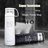 #4: LussoLiv 500ml H2O Stainless Steel Thermos Cup Winter Vacuum Flask Travel Mug