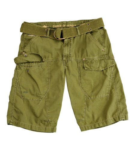 Alpha Industries Scout Shorts Rusty