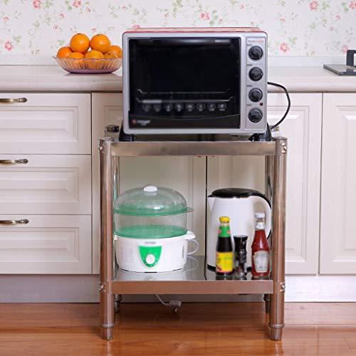 Kitchen Furniture - Estante Horno microondas Almacenamiento