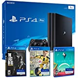 PS4 PRO 1TB Playstation 4 - PACK 4K - Resolución 4K nativa - FIFA 17 + The Last Of Us: Remastered + No Man's Sky