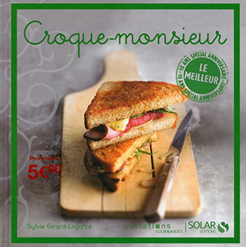 Croque-monsieur - Top 10 VG