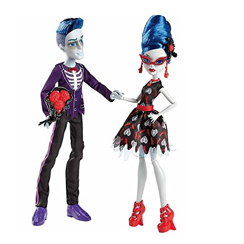 Monster High Love's Not Dead - 2 Pack: Slo Mo & Ghoulia Yelps