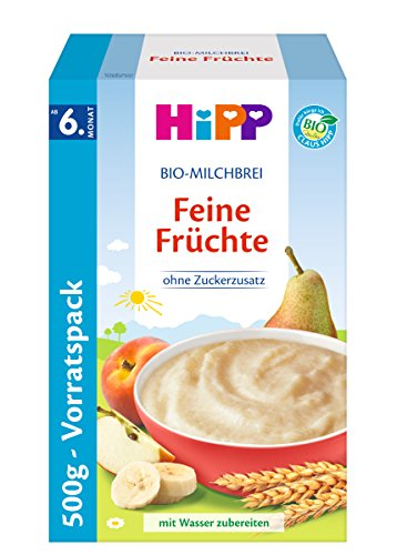 HiPP Feine Früchte, 4er Pack (4 x 500 g)