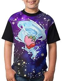 e4d1be2af BOKAIKAI1306 Cute K-Kirby - Camiseta de Manga Corta para niños y niñas