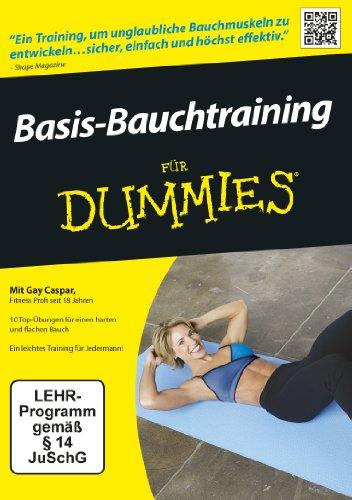 Basis-Bauchtraining für Dummies