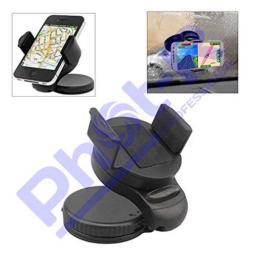 Phot-R® Universal Smartphone Suction Cup Mount (Iphone 6 Plus Suction Cup Mount)