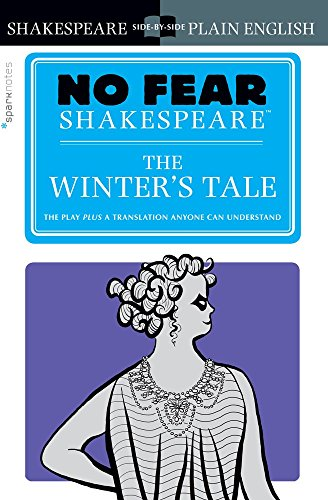 The Winter's Tale (No Fear Shakespeare) por SparkNotes