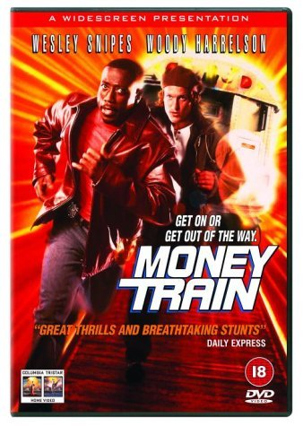 Money Train [DVD] [1996] by Wesley Snipes