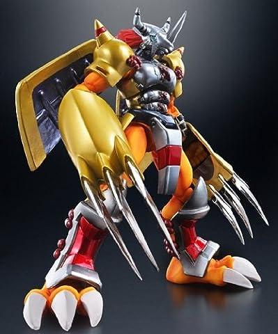 Die Digimon Adventure D-Arts War Greymon-Original-Designer Edition (Japan-Import)
